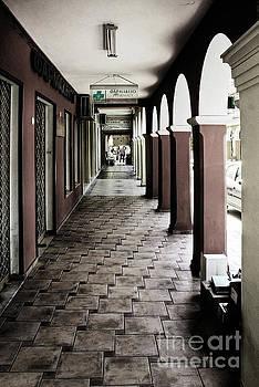 Arcade, Zante Town by John Edwards