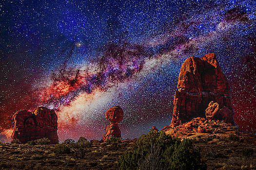 Mike Penney - Arches National Park 206