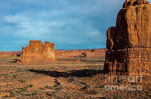 Arches National Park by Stephen Whalen