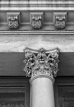 Architectural Elements,New York City by Dave Mills