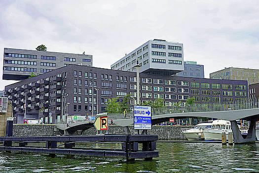 Architecture In Amsterdam by Richard Rosenshein