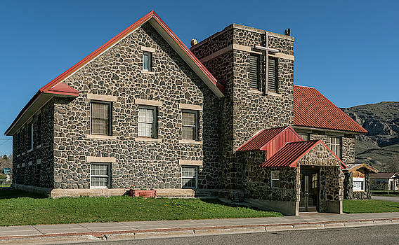Arco Baptist Community Church by David Sams