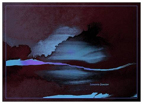 Arctic Melt by Lenore Senior