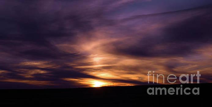 Arizona Desert Sunset #2 by Blake Webster