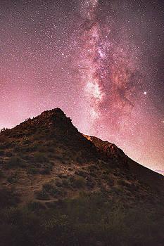Chance Kafka - Arizona Milky Way