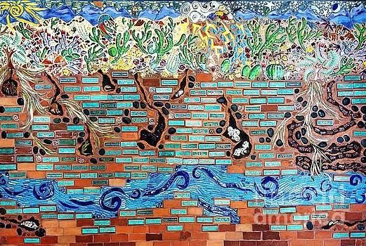 Arizona Mosaic by John Lyes