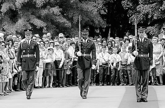 Daniel Hagerman - ARLINGTON NATIONAL CEMETERY MILITARY HONOR GUARD 1964