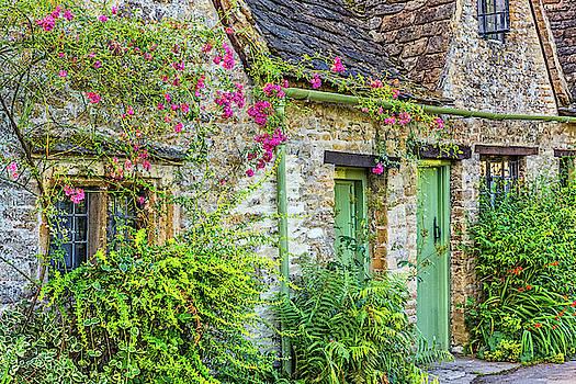 David Ross - Arlington Row, Bibury, Gloucestershire