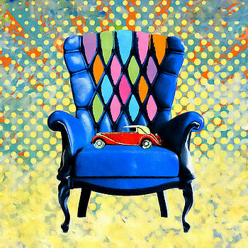 Arm Chair by Stacey Chiew