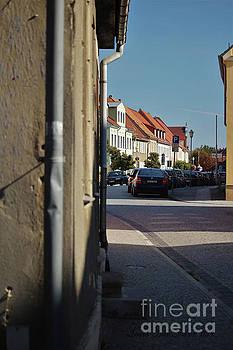 Around The Corner in Herzberg by Laura Birr Brown