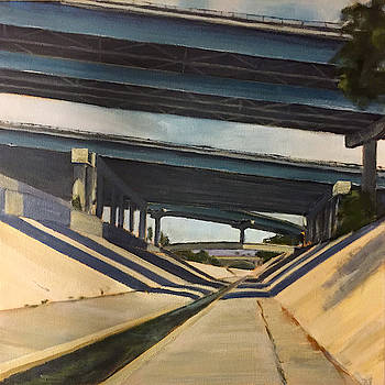 Arroyo Seco #4 by Richard Willson