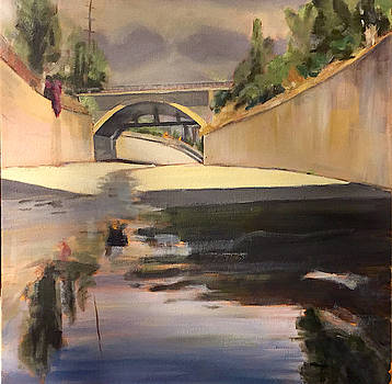 Arroyo Seco #5 by Richard Willson
