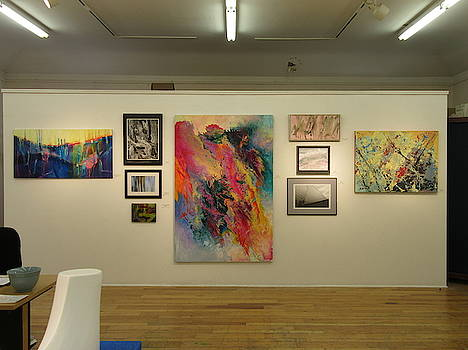 Art Alliance 2018 Abstraction Show by Susan Graham