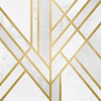 Art Deco Gold by Elisabeth Fredriksson