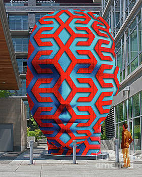 ART in the COURTYARD by Keith Dillon