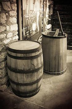 Art of Barrel Making by Karen Varnas