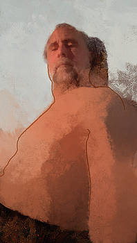 Artist at 73, V2 by Robert Bissett