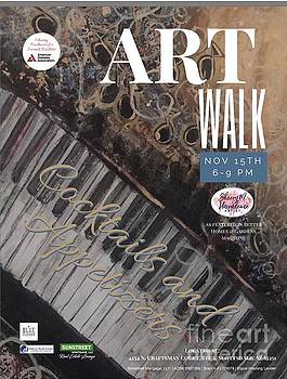 Artwalk Art Show Scottsdale  by Sherry Harradence