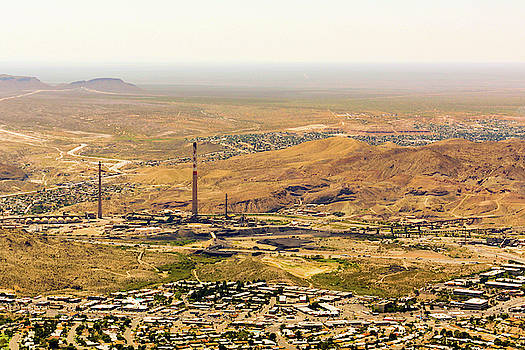 Asarco Smelting Site El Paso by SR Green