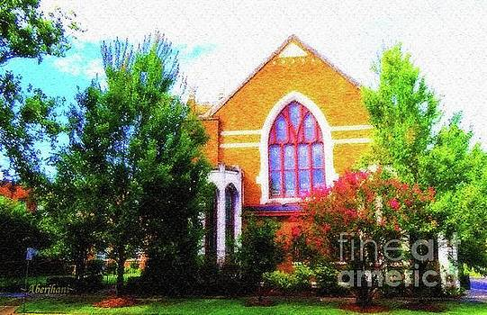 Aberjhani - Asbury Church Blossoms