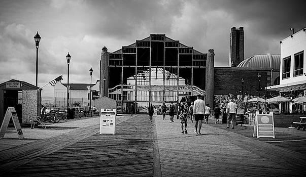 Asbury Park Boardwalk by Steve Stanger
