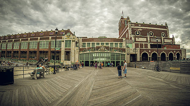 Asbury Park Convention Hall by Steve Stanger