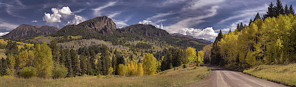 Aspen in Colorado by Mark Langford