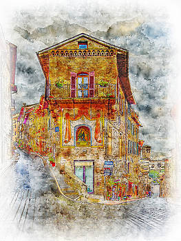 Assisi by Darin Williams