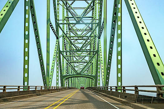 Astoria Bridge by Bill Gallagher