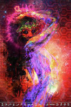 Astral Goddess 2 by Matt Deifer