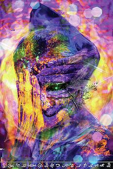 Astral Goddess 3 by Matt Deifer