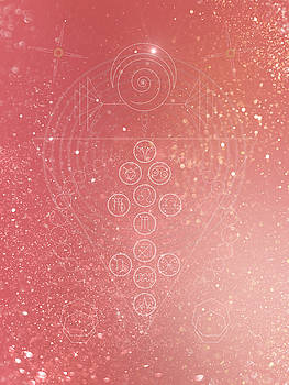 Astrological signs by Nathalie DAOUT