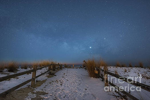 Astronomical Twilight  by Michael Ver Sprill