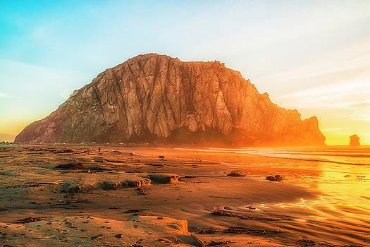 At The Beach by Fernando Margolles
