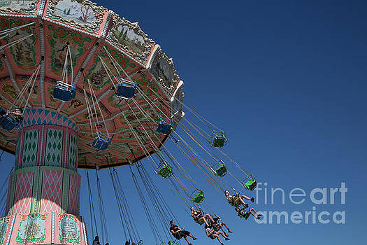 At the Fair by Jacquie Klose