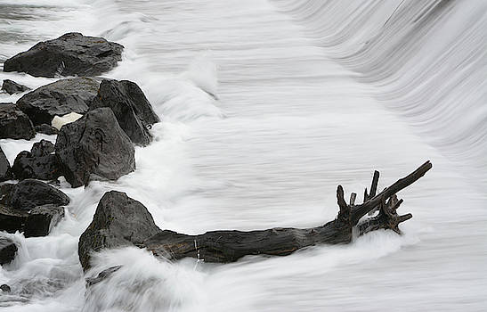 At the Spillway by Whispering Peaks Photography