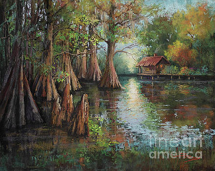 At the Water's Edge by Dianne Parks
