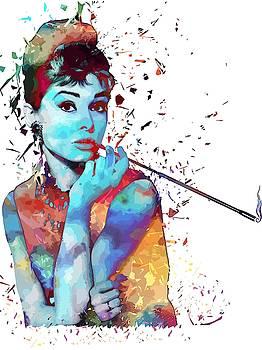 Audrey by Felipe Navega