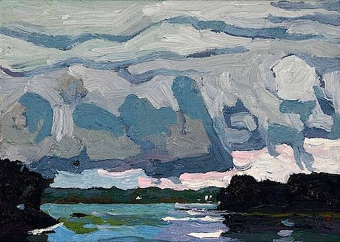 Phil Chadwick - August Showers