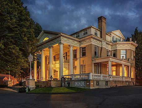 Austin Corbin Mansion by David Sams