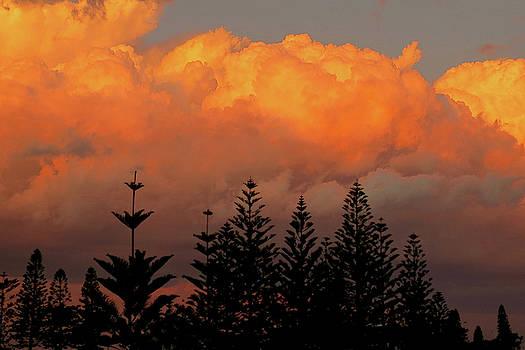 Australian Sunset by Sarah Lilja