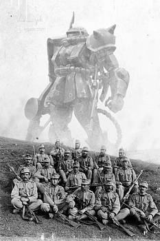 Andrea Gatti - Austrian Ladin Soldiers