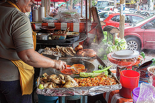 Authentic Mexican food by Tatiana Travelways