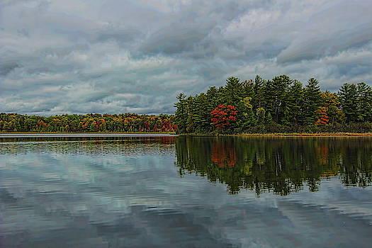 Dale Kauzlaric - Autumn At Indian Lake
