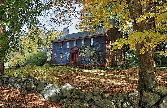 Autumn at Short House by Wayne Marshall Chase