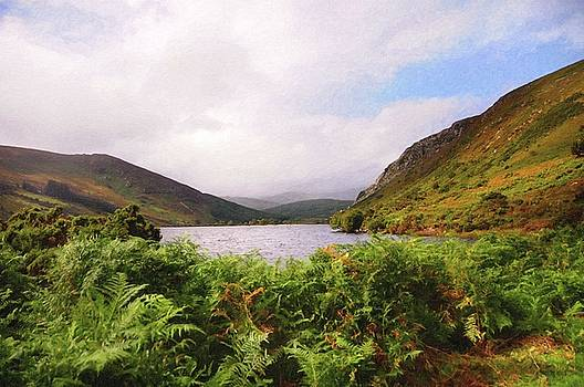 Jenny Rainbow - Autumn Beauty of Lough Tay. Wicklow Mountains