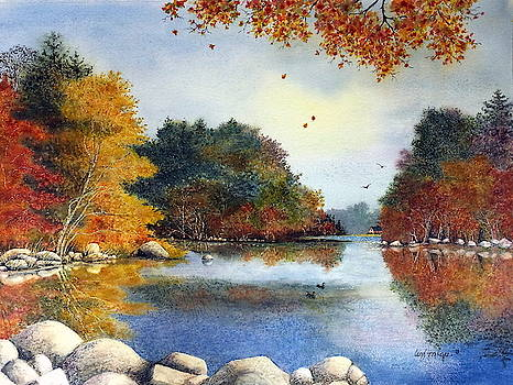 Autumn Bliss by Lizbeth McGee