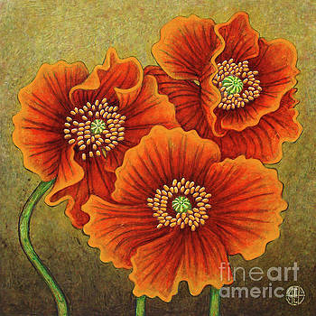 Amy E Fraser - Autumn Encroaches