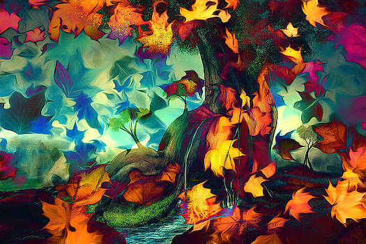Autumn Fantasy 2 by Lisa Yount