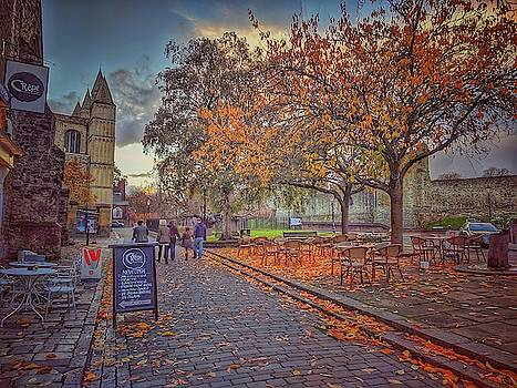 Autumn in Dickens Medway by Zahra Majid